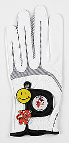 LADIES GOLF GLOVE WITH MAGNET XL